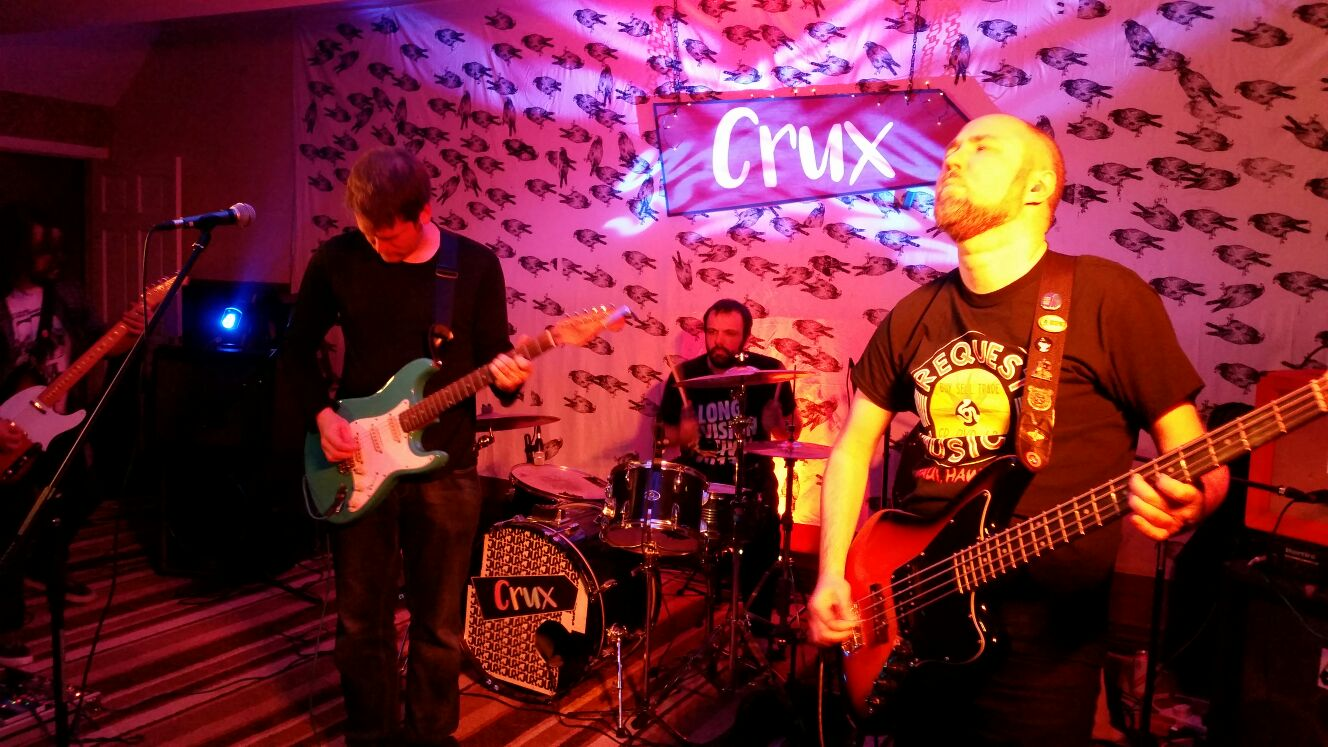 One Day After School Single Launch Crux Wakefield