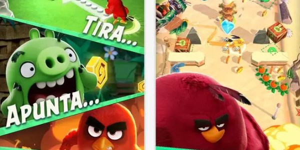 Angry Birds Action!, el nuevo juego estilo Pinball de Rovio