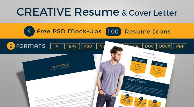 Resume Design \u2013 One Dollar Graphics - resume design