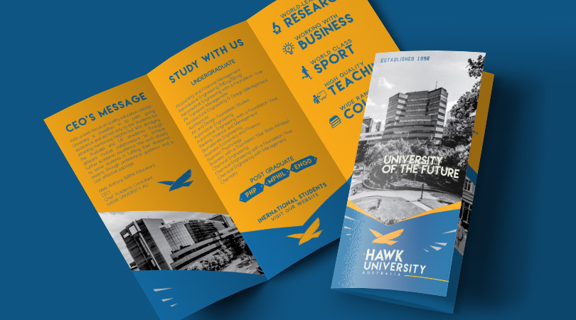 free college brochures