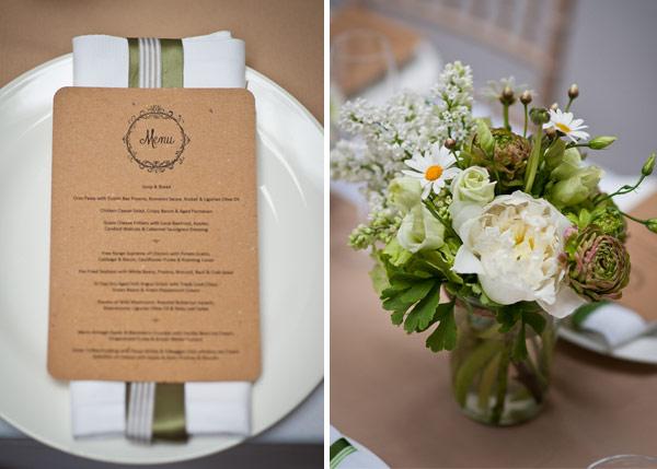 Rustic Wedding Decor Ideas Easy Rustic Wedding Table From