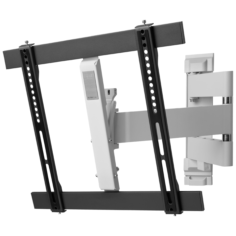 Tv Muursteun Ultra Slim Full Moiton Tv Wall Mount By One For All Wm6452