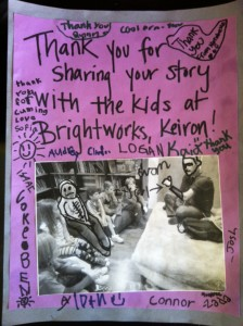 Thank you from Brightworks