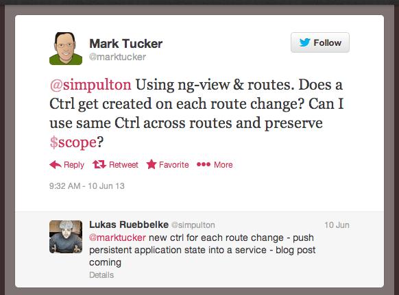 Mark Tucker Routes