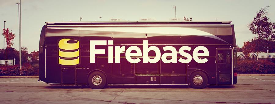 Firebase Event Bus
