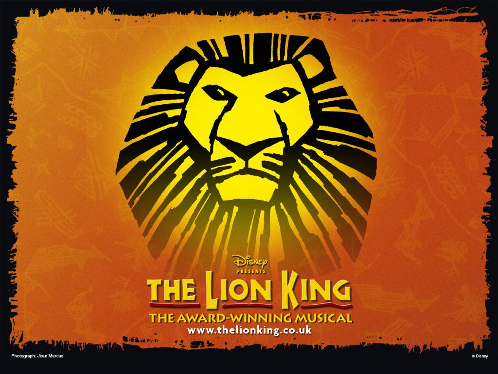 the lion king london england