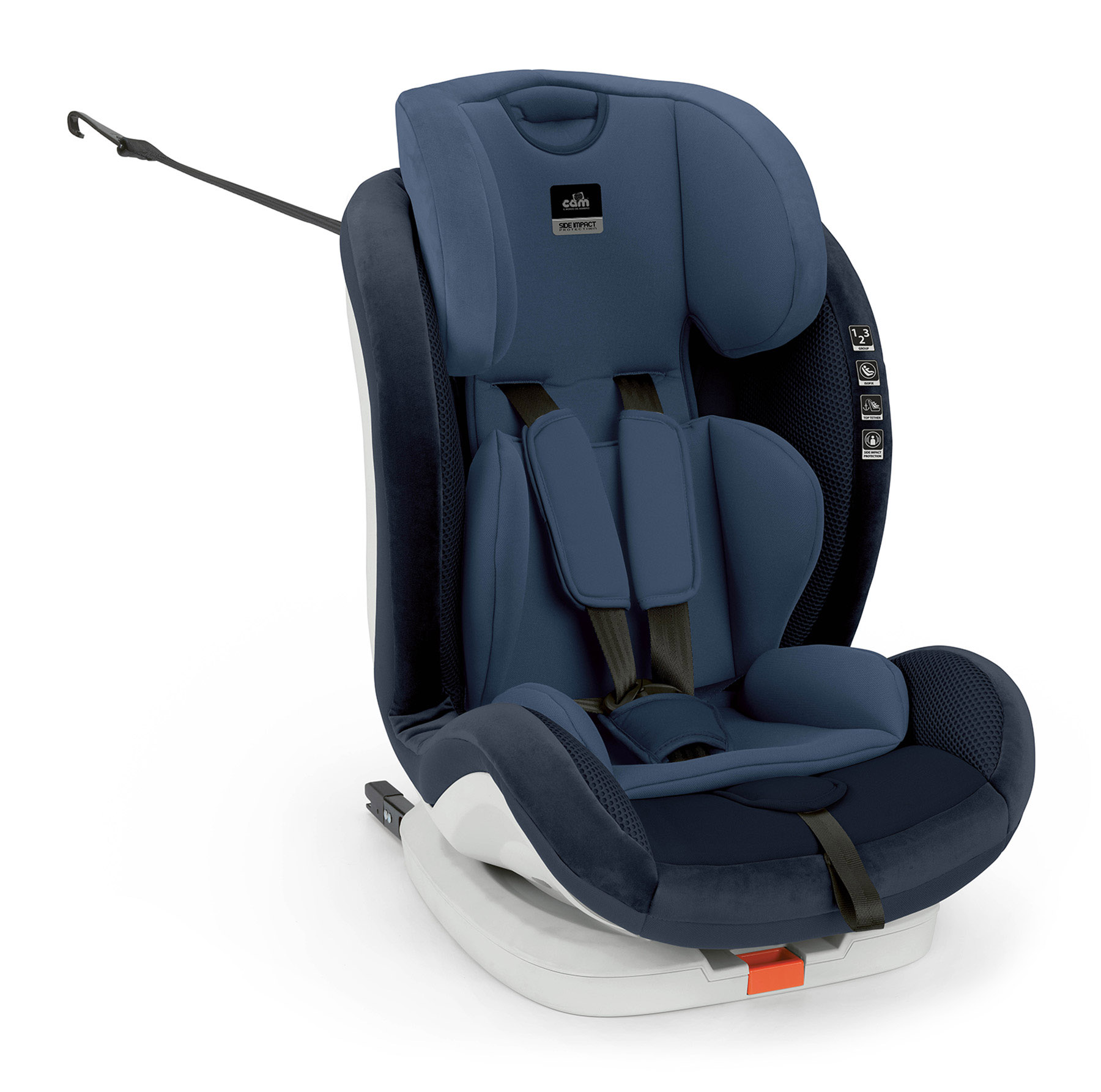 Seggiolini Lorelli Joie Καθισμα Αυτοκινητου Stages Isofix 25kg Pavement