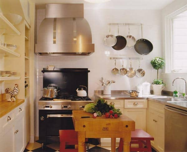 choose furnishings small footprint select petite islands slim eat kitchen ideas small kitchens small farmhouse kitchen