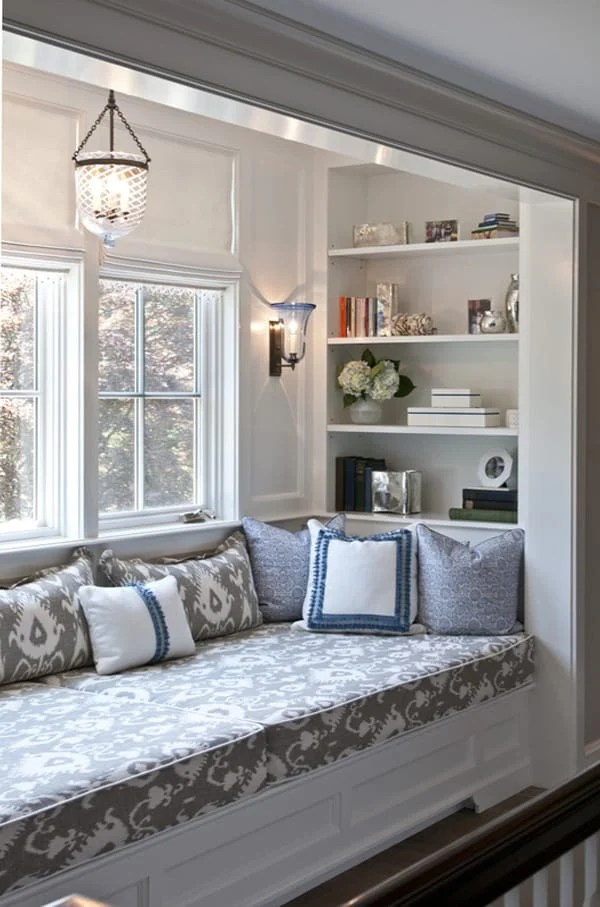 1000+ images about Window seat ideas on Pinterest