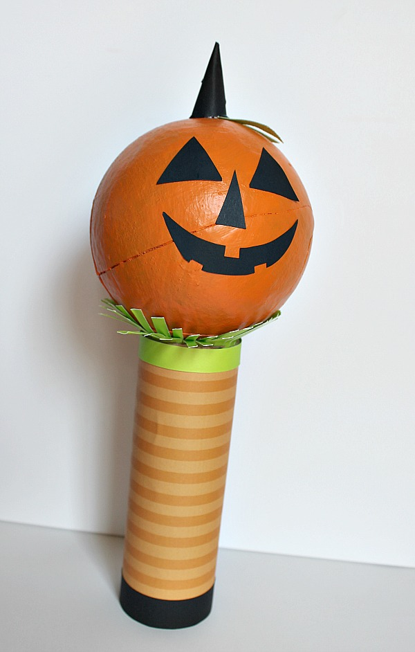 Jack-o-lantern Halloween Candy Dispenser