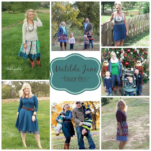 Matilda Jane Favorites