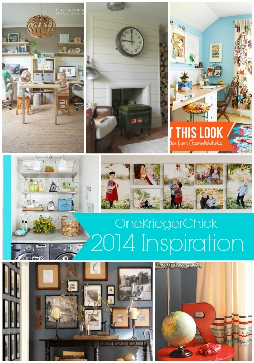 2014 Inspiration at OneKriegerChick