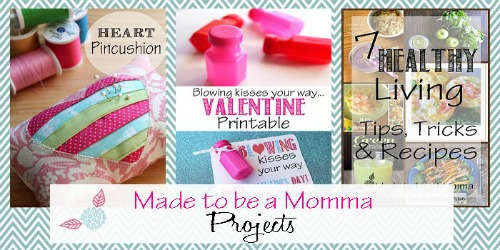 Made to be a Momma Projects 2