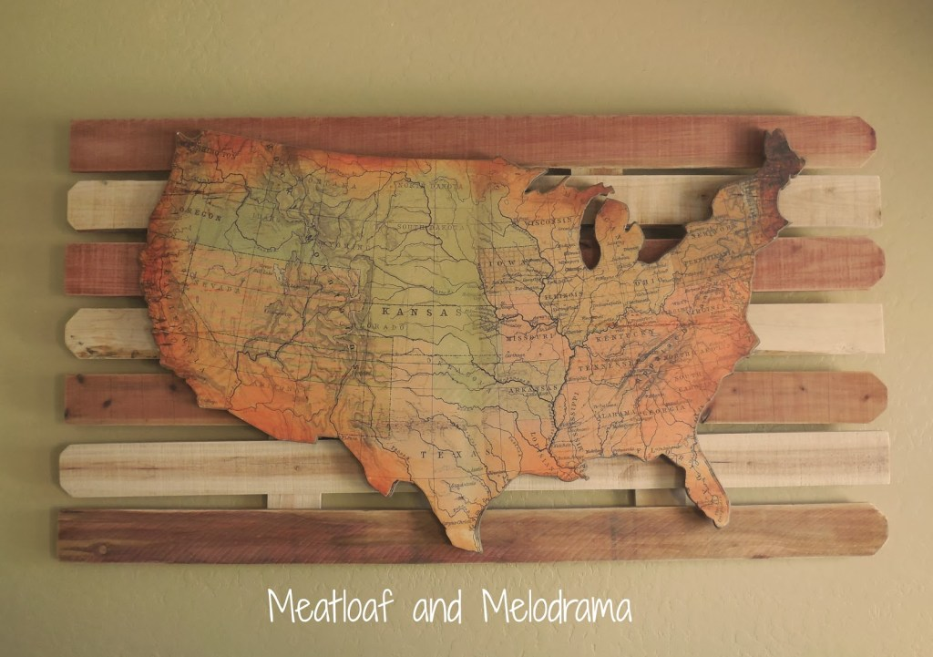 wooden wall art