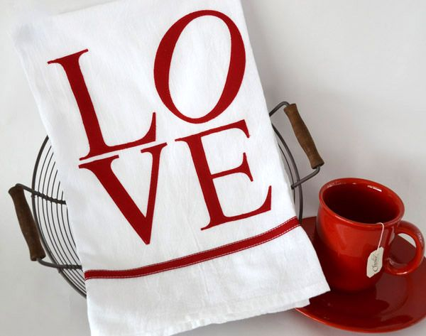 LOVE towel