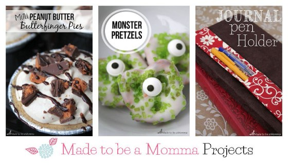 Made to be a Momma Projects
