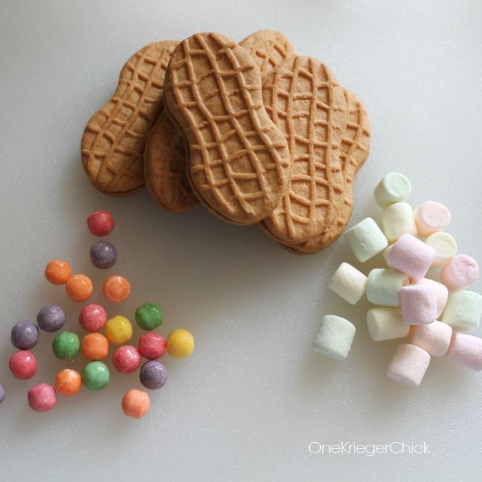 supplies-for-nutter-butter-bunnies