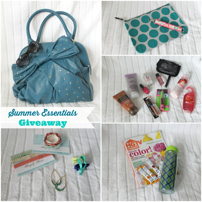 Giveaway! Summer Essentials