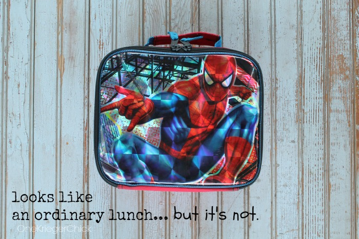 Not your ordinary lunch-OneKriegerChick.com #MyGoodLife #shop