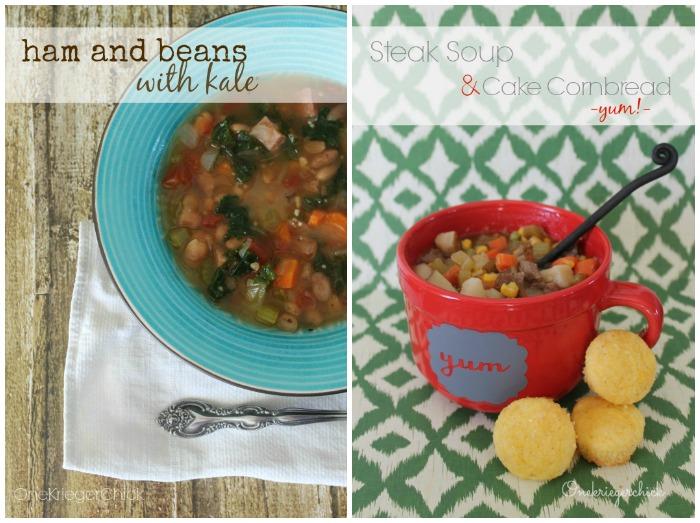 OneKriegerChick Soups