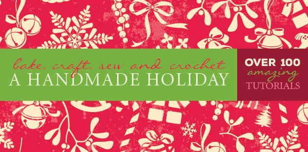 Re-Purposed Holiday Pillows {& an AMAZING Holiday Giveaway!}