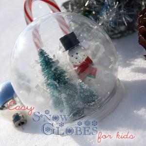 snow globe for kids