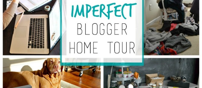 Our {Perfect}ly Imperfect Home Tour