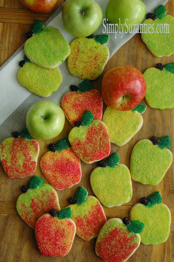 apple sugar cookies 1-2
