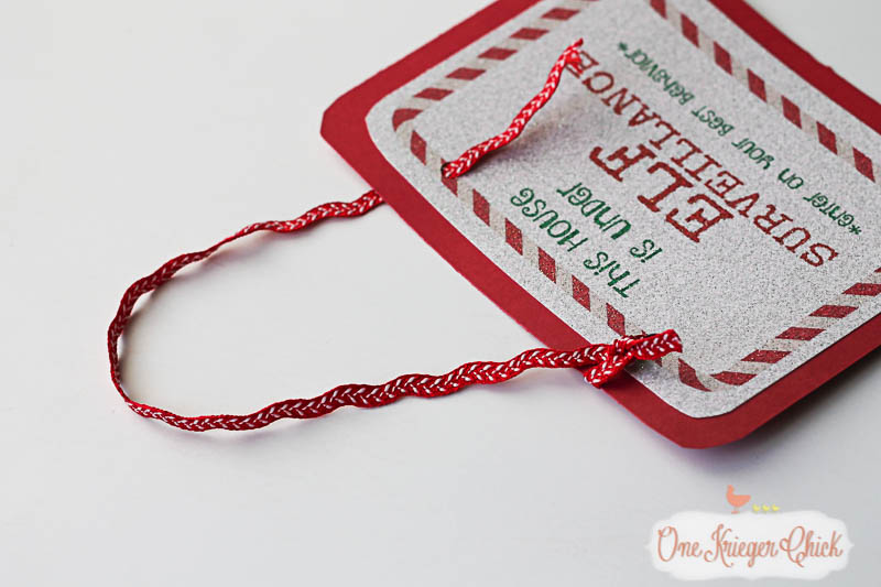Add sparkle to your holiday decor with Core'dinations Glitter Paper-2- OneKriegerChick.com