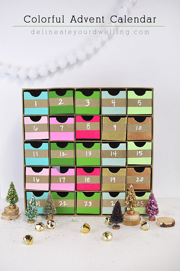 Colorful-Advent-Calendar