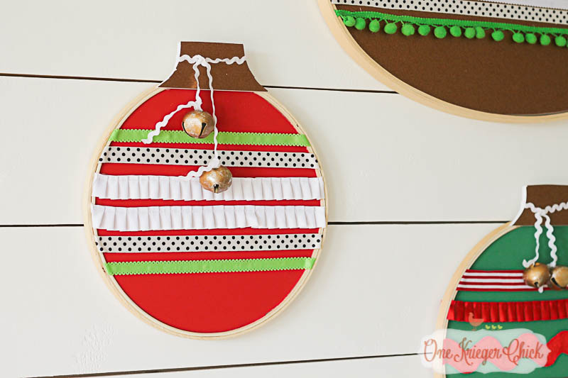 Ornament Hoop Art- How to make your own-n19-OneKriegerChick.com