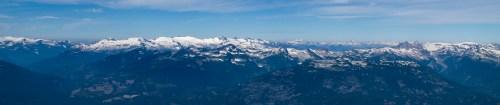 Black Tusk peak
