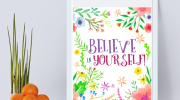 Introducing the Printables Shop