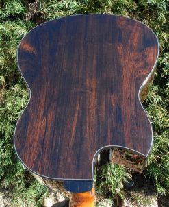 Greenfield G2 Guitar African Blackwood back