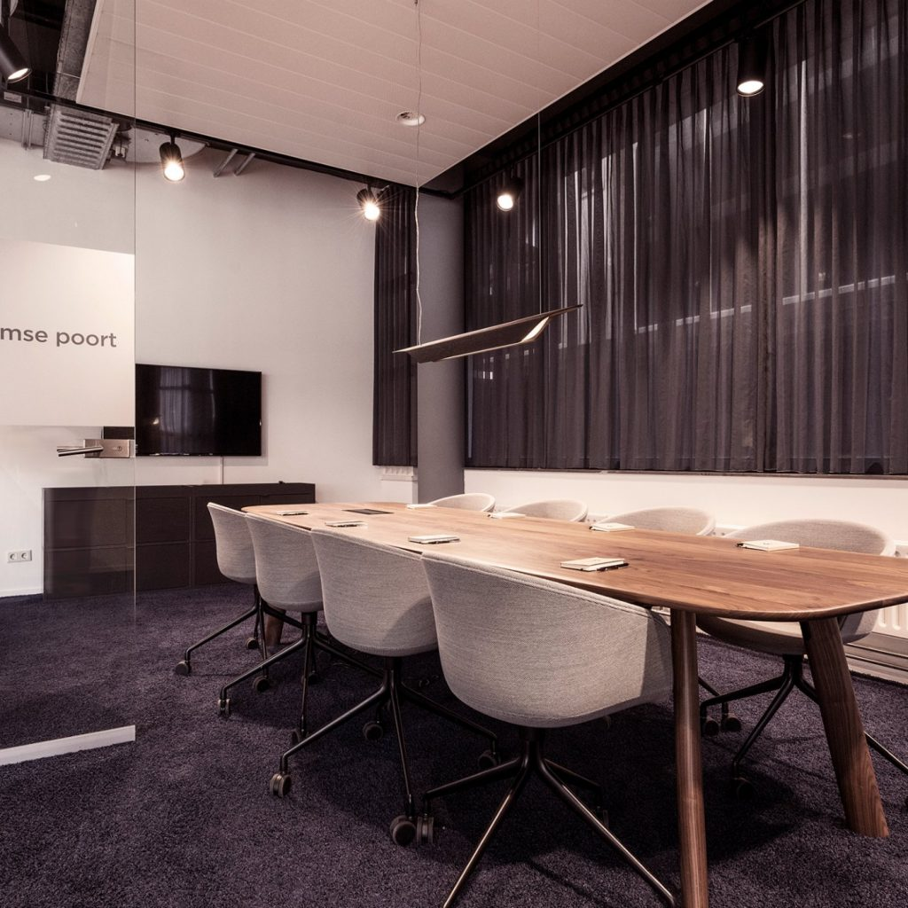 Poort Frame Frame Offices Haarlem At Onemeeting