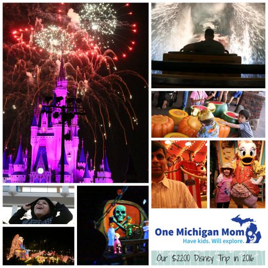 disney vacation photos 2016 magic kingdom