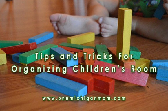 Organizing Kids Room