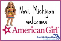Michigan to get a Temporary American Girl Store in Novi