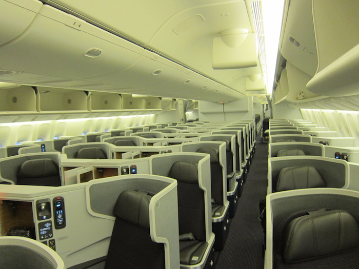 My First Time In American\u0027s New 777-200 Business Class - One Mile at