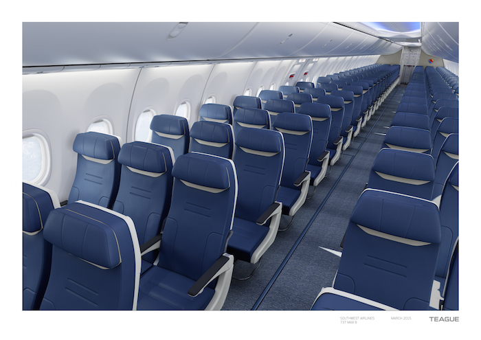 Southwest Reveals New Seats Yay? - One Mile at a Time