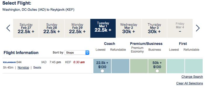 Icelandair Awards Now Bookable Using Alaska Miles - One Mile at a Time