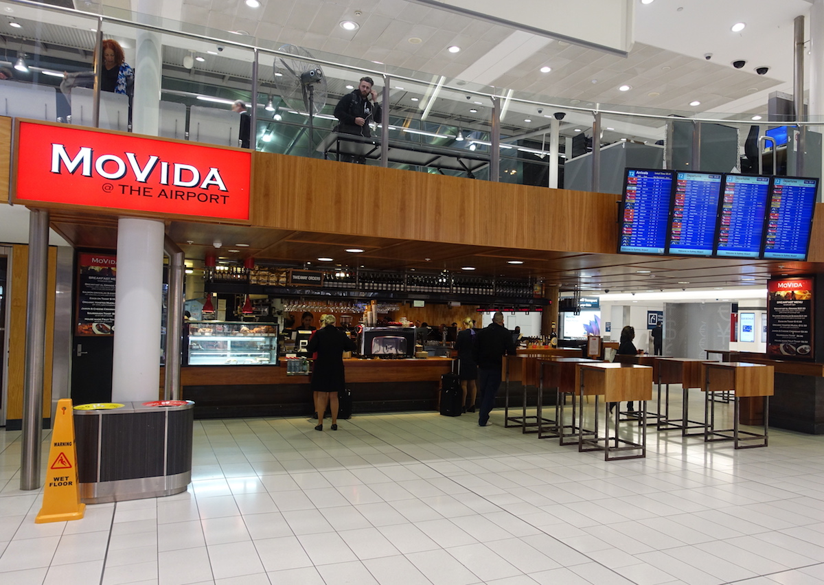 Sydney Airport Shops You Can Now Eat For Free At Brisbane Airport With Priority Pass