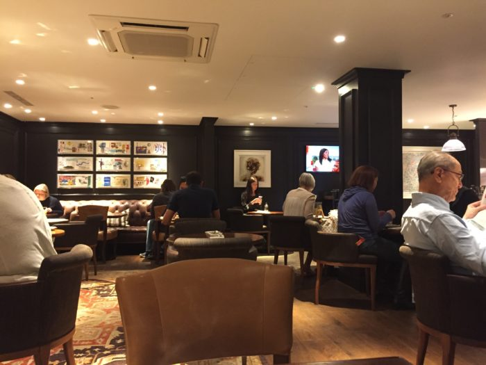Review London Marriott Park Lane - One Mile at a Time