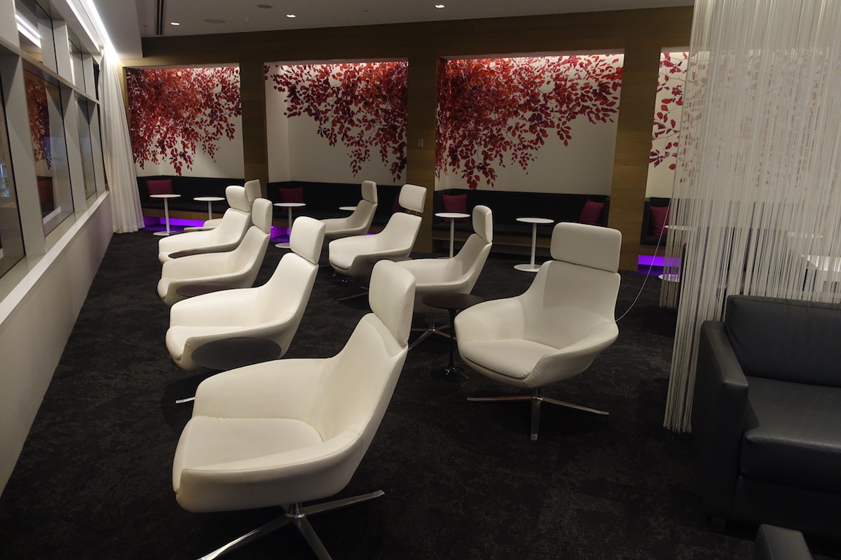 Lounge Sydney Review Air New Zealand Lounge Sydney Airport One Mile At A Time