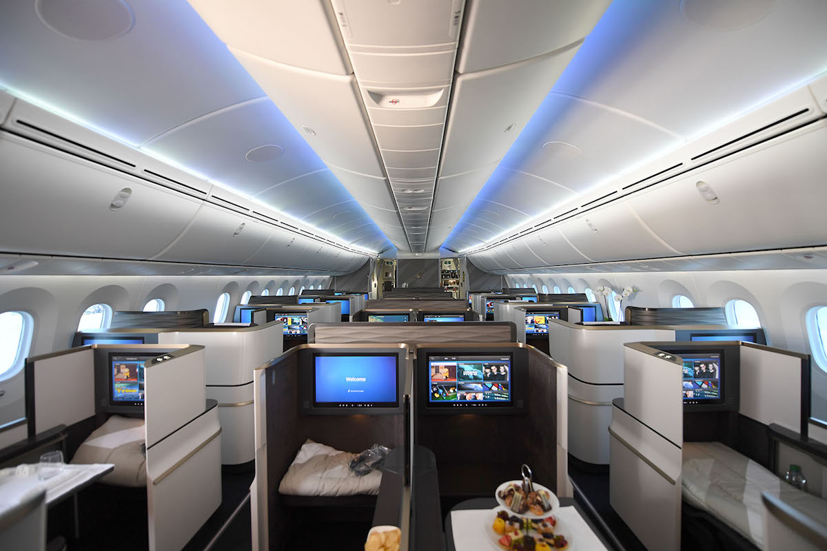 Www Westjet Airlines Revealed: Gulf Air's Incredible New 787 Business Class