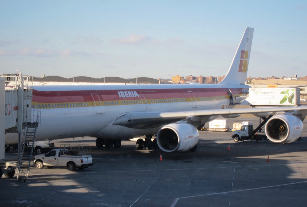 Miles And More Iberia I Have A Negative Iberia Plus Avios Balance One Mile At A Time