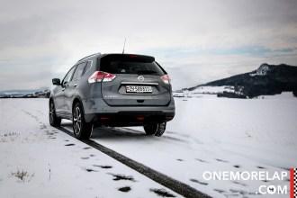 Dauertest: Nissan X-Trail 1.6 DIG-T #1 - Die Abholung