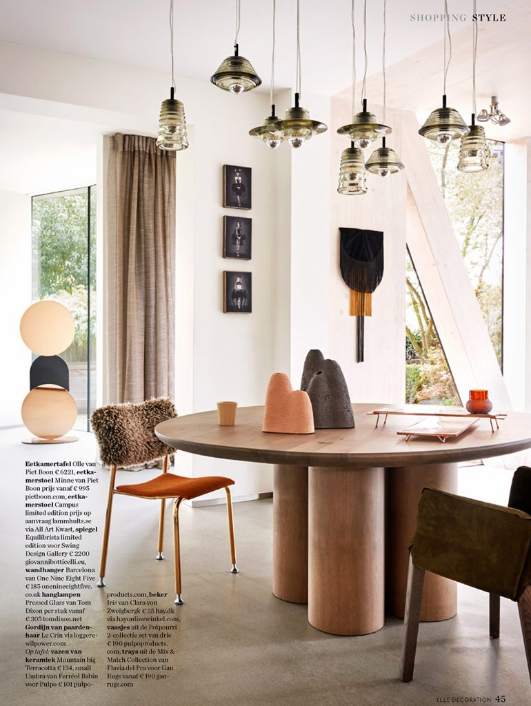 Elle Decoration Dk Elle Decoration Nl Cover Feature One Nine Eight Five