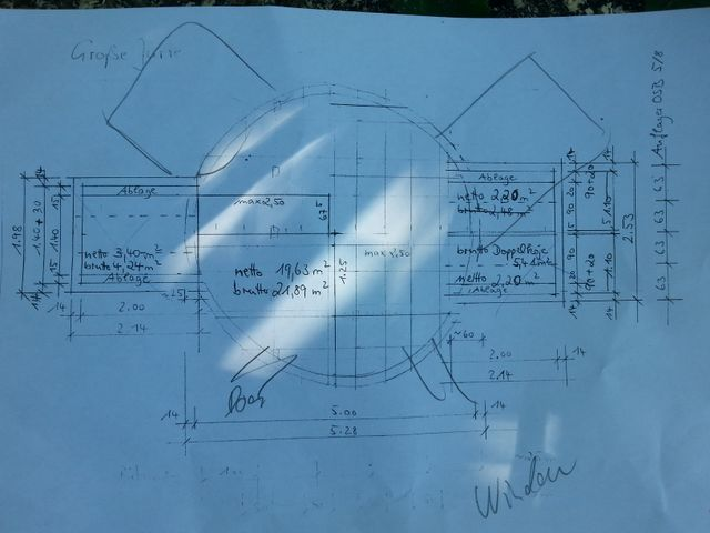 How to Build a Yurt - Phase 2- Planning
