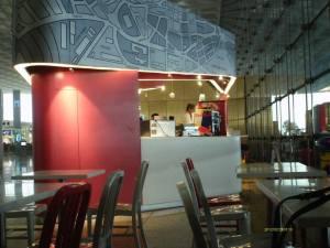 mumbai international airport, mumbai, bombay food